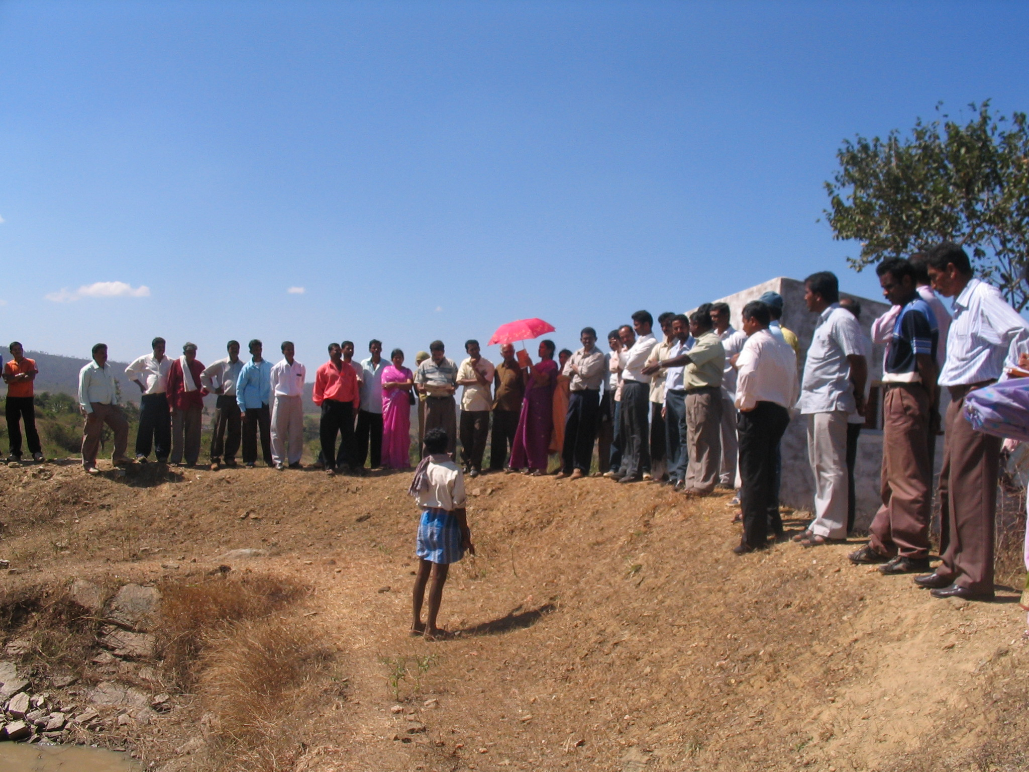 Exposure Visit organised for farmer of Somwarpete to Chamarajanagar.