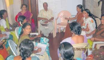 Success in Local Governess body through SWEEP campaign under THP umbrella - ODP Mysore