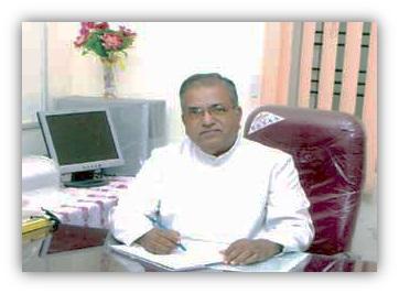 Rev. Fr. J. B. Xavier, Director, ODP - Mysore