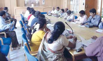 CHILDLINE CAB Meetings-2011 - ODP Mysore