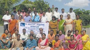 EWRs participate in other activities- Year 2011 - ODP Mysore