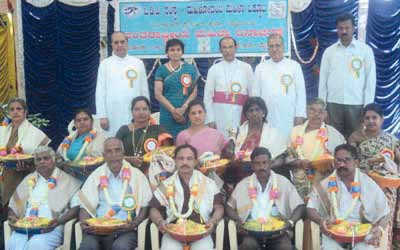 Golden Jubilee of Caritas India
