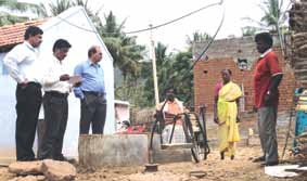 NRM - Case Study - Bio Gas Plant in Jellipalya 2011 | ODP Mysore