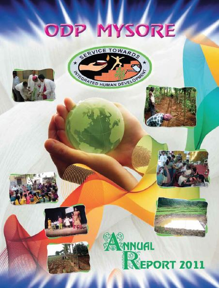 ODP-Mysore Annual Report 2011