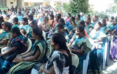 The International Women's Day 2011 - ODP Mysore