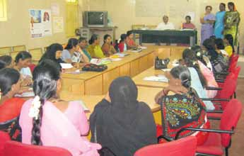Women Leadership Workshops (WLW) - ODP Mysore