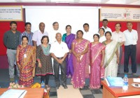 "Workshop on ""Opportunities and Challenges in Scaling up Improved Cook Stoves in Karnataka"""