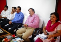 Mr. Ganagi, CGM of NABARD visit to ODP