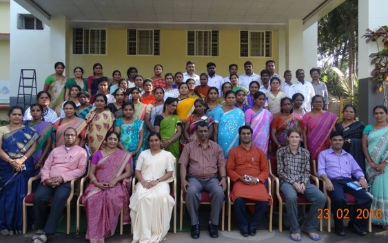 Workshop conducted on Good Governance at ODP