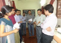 NABARD officers attended orientation on Marketing