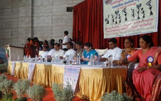 Chamraj Nagar district International Women's Day