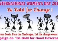 Be Bold for Change!
